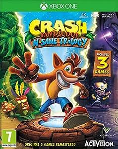 Crash Bandicoot N Sane Trilogy (Xbox One) (88196EN)