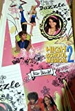 High School Musical 2 Wrapping Wrap paper 2-Sheets Party Gift Decoration