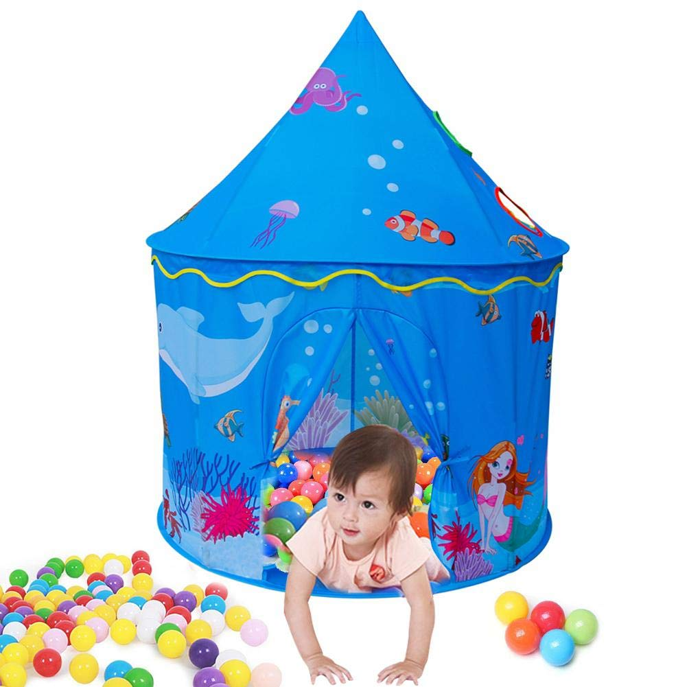 Vbestlife. Kids Play Tent,Princess Castle Play Tent for Toddler Tent for Kids Pop Up Tent Boys Girls Toys