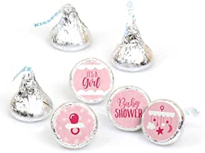 Set of 5 It/'s A Girl Gift Tags