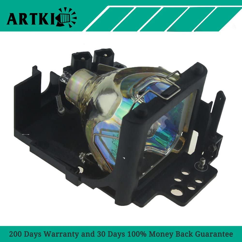 CP-X275 CP-X275WT Replacement Lamp in Housing for Hitachi Projectors CP-X275WA Amazing Lamps DT00461 // DT-00461 for HX1080 CP-X275W