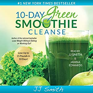 10-Day Green Smoothie Cleanse Audiobook