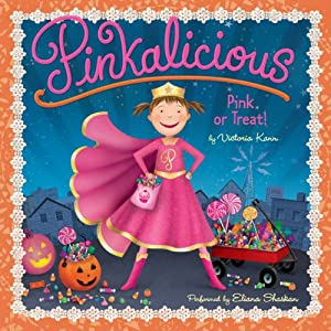 Pink or Treat! Audiobook