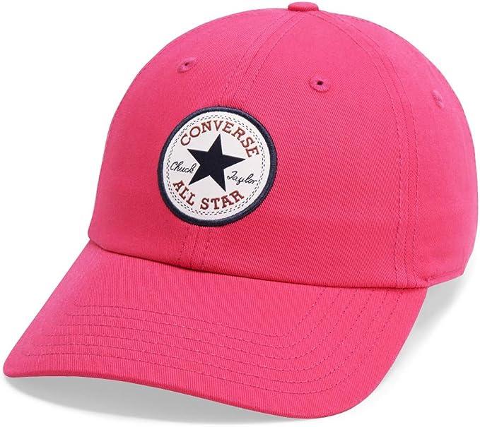 Converse Mujer Core Cap Caps, Mujer, 41301PCP, Pink Pop, Talla ...