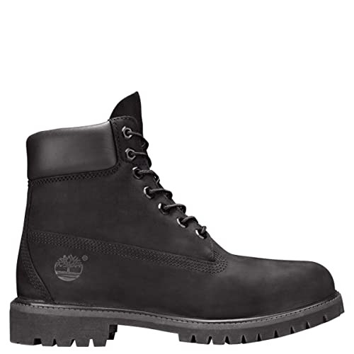 Timberland 6 In Premium Waterproof (Wide Fit), Botines para Hombre: Amazon.es: Deportes y aire libre