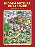 Hidden Picture Challenge (Dover Children's Activity Books)
