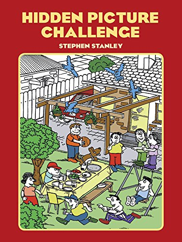 Hidden Picture Challenge Dover Children#039s Activity Books