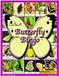 Butterfly Bingo Board Game