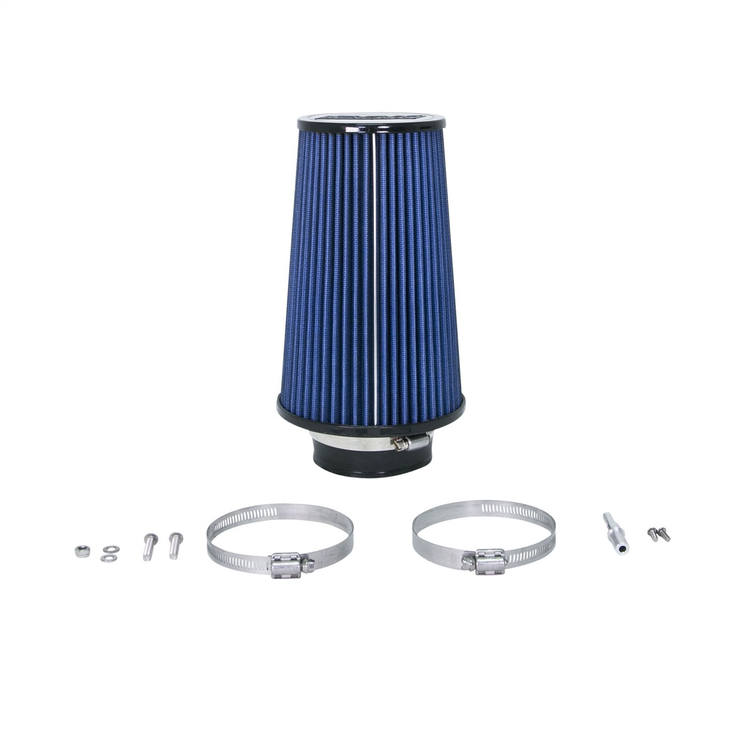 BBK 1744 Cold Air Intake System - Power Plus Series Performance Kit For Ford 5.4L F Series Truck, Expedition - Chrome Finish