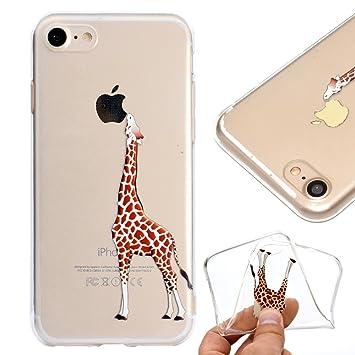 coque girafe iphone 6