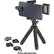 Insignia Mobile Photography Kit Black NS-MPKIT50