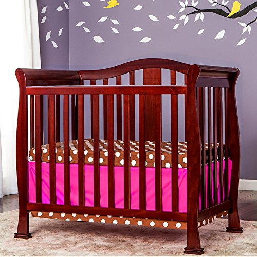 Dream on Me Naples, 4-in-1 Convertible Crib