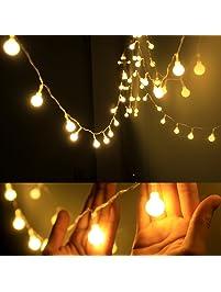 Outdoor string lights amazon lighting ceiling fans dailyart aloadofball Choice Image