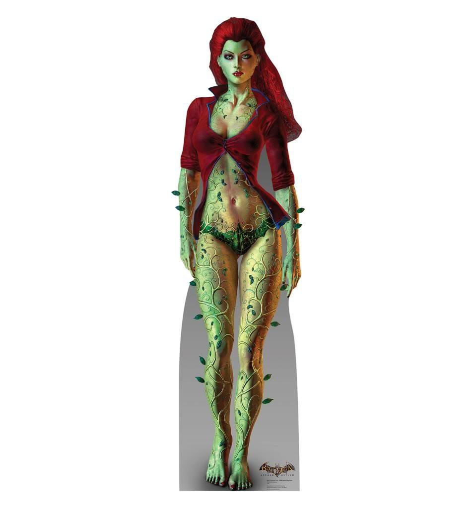 amazon com poison ivy batman arkham asylum advanced graphics