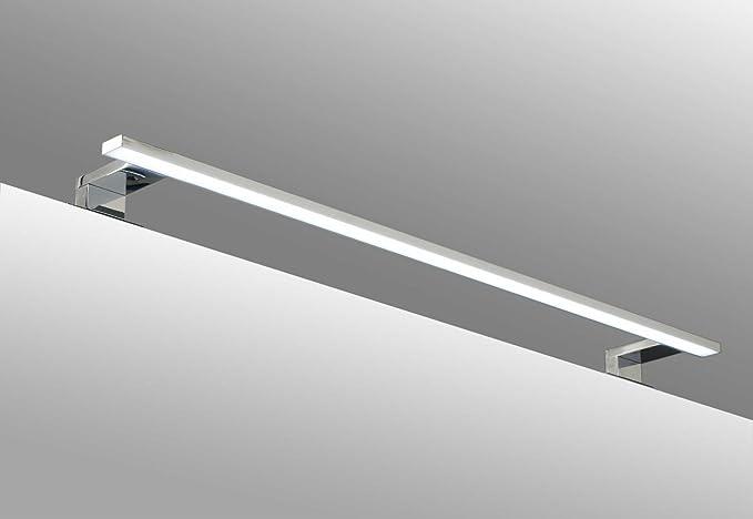 LAMPADA luce a LED applique CM 60 faretto specchio arredo bagno ...