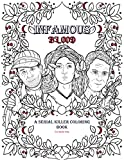 Infamous Blood: A Serial Killer Coloring