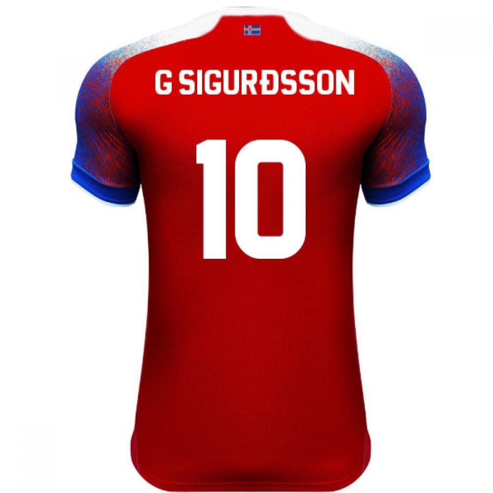 ウイスキー専門店 蔵人クロード 2018-2019 Iceland Third Errea B07DK2GWX1 Adults Red Football Small Shirt (G Sigurdsson 10) B07DK2GWX1 Small Adults Red Red Small Adults, 山本町:af6609b6 --- svecha37.ru