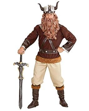 Disfraz Vikingo Velkan S: Amazon.es: Juguetes y juegos