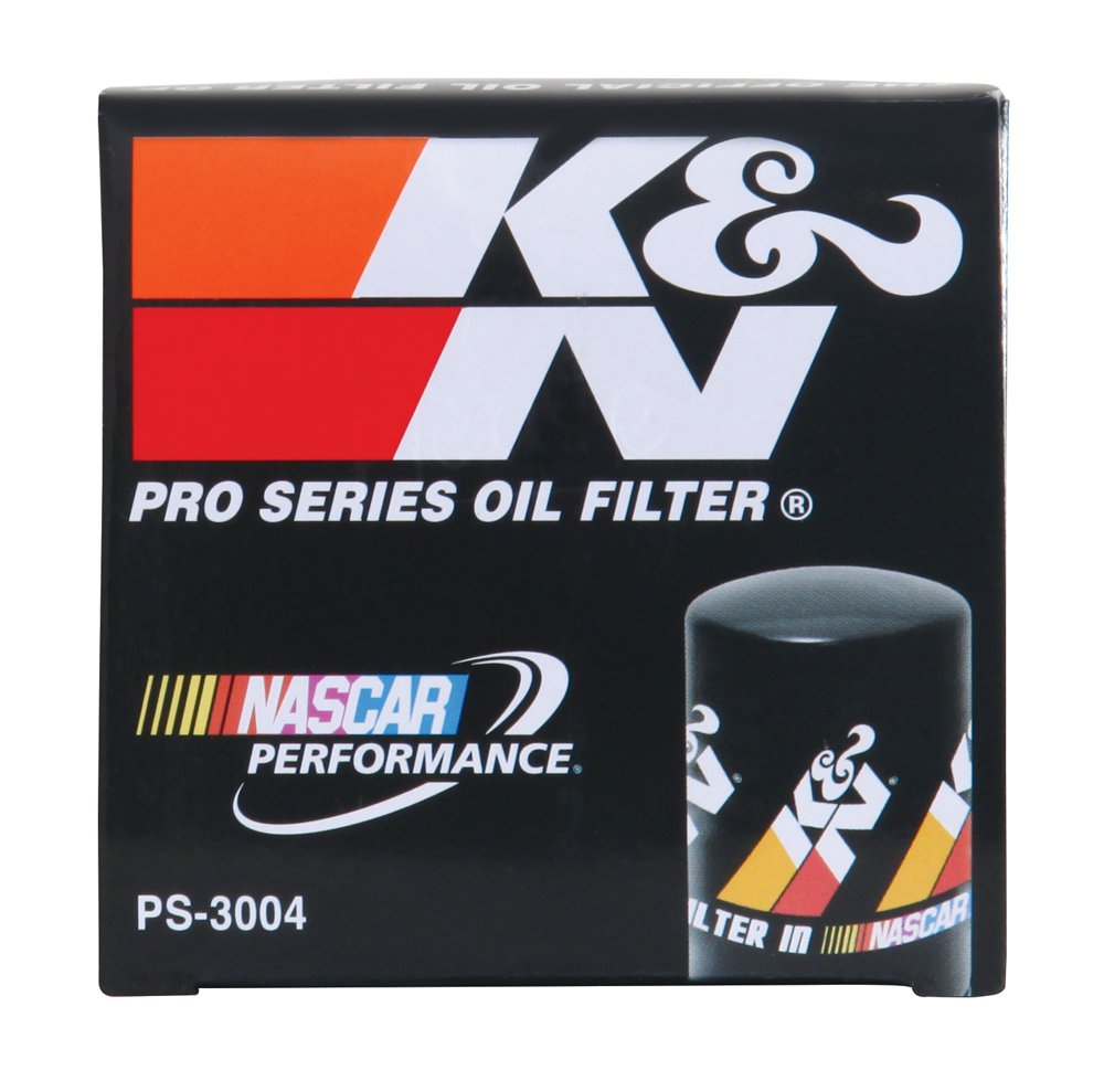 K&N Engineering PS-3004 Oil Filter