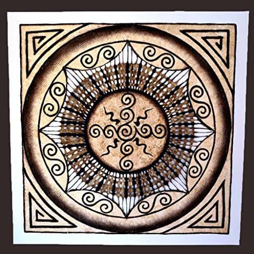 El chamán - El dios de la medicina - tema único, arte