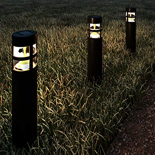 Bollard Garden Lighting in US - 9