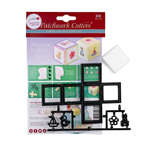 Lower Price with Edible Baby Blocks Easy And Simple To Handle Home & Garden Other Baking Accessories