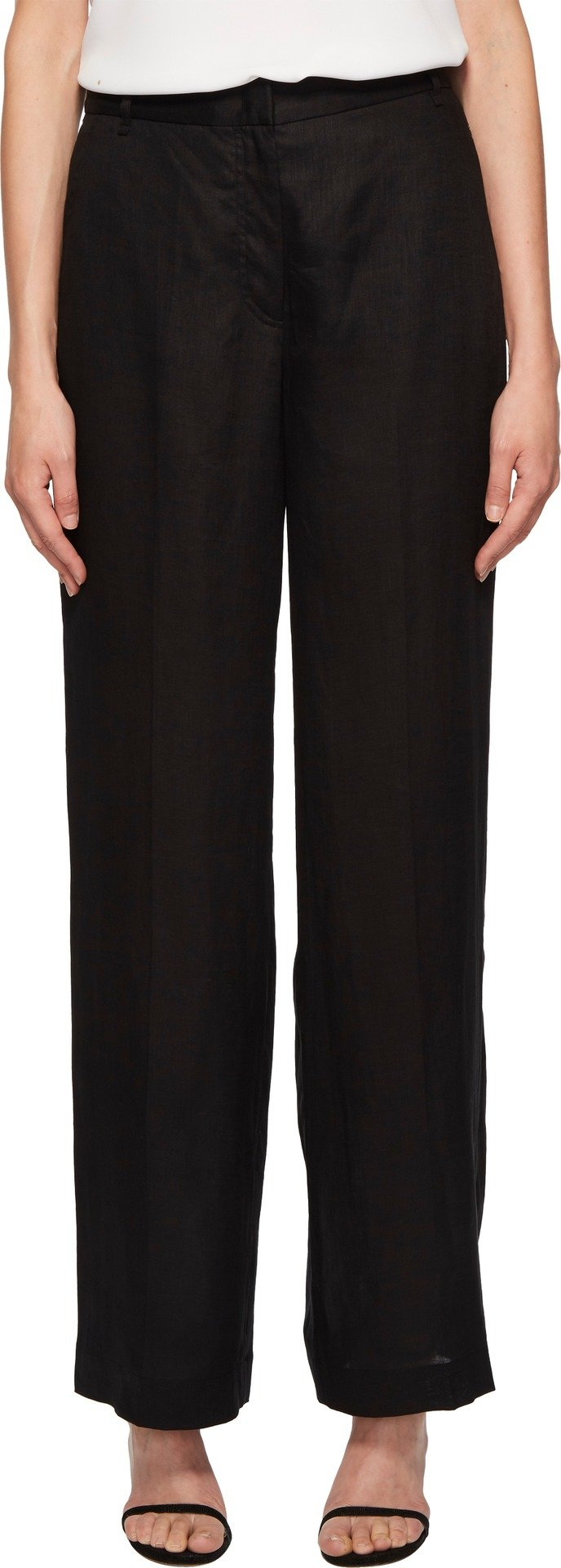 Escada Sport Women's Tobert Sheer Pants Black 44