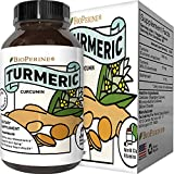 World Class Vitamins Pure Turmeric Curcumin Extract with Bioperene – Best All Natural Ground Root Supplements – Top Antioxidant Benefits – Capsules for Men + Women – Immune Response + Joint Health     Review