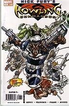 Nick Fury's Howling Commandos, No. 1 by…