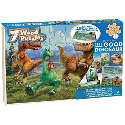 Good Dinosaur Wood Puzzle Cardinal