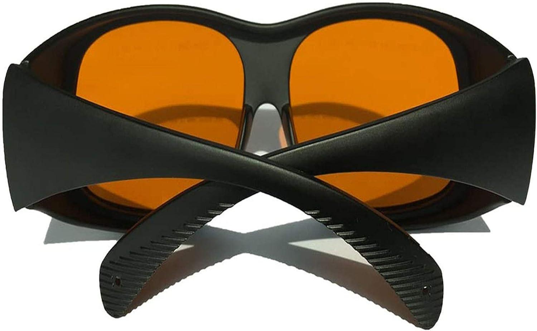 Gafas de Seguridad láser, remoción de Tatuajes Gafas de Seguridad láser adecuadas para técnicos con láser Gafas de protección de Ojos