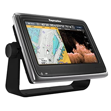 Amazoncom Raymarine A98 Multifunction Display With Downvision Wi - Us-c-map-essentials