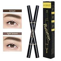Tattoo Augenbrauenstift, 3d Augenbrauenstift, Tattoo Brow Augenbrauenfarbe Für Augenbrauen Make-Up Spitzenpinsel, Wasserdicht, Wischfest, Eyebrow Gel - Perfekte Augenbrauen In Weniger Als 2 Minuten