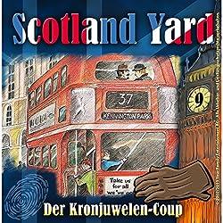 Der Kronjuwelen-Coup (Scotland Yard 9)