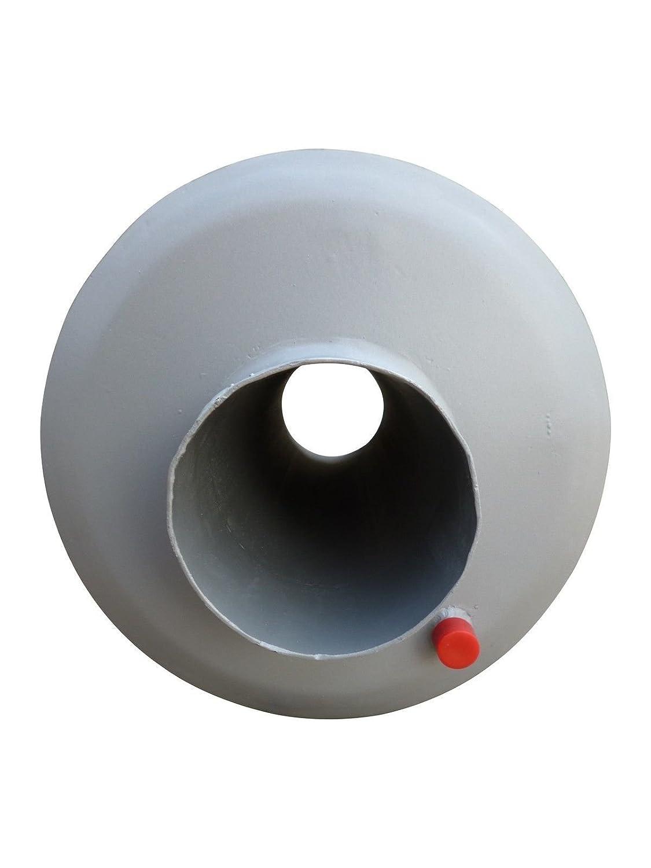 Calentador de agua calentador de agua para estufa para madera, chimenea de chimenea calentador de agua caldera 40 L: Amazon.es: Bricolaje y herramientas