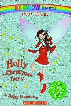 Book Holly the Christmas Fairy (Rainbow Magic (Pb))
