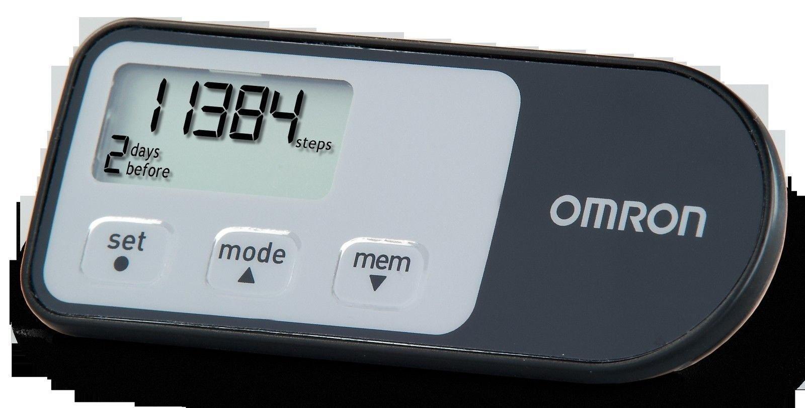 Omron HJ-323 Alvita USB Pedometer