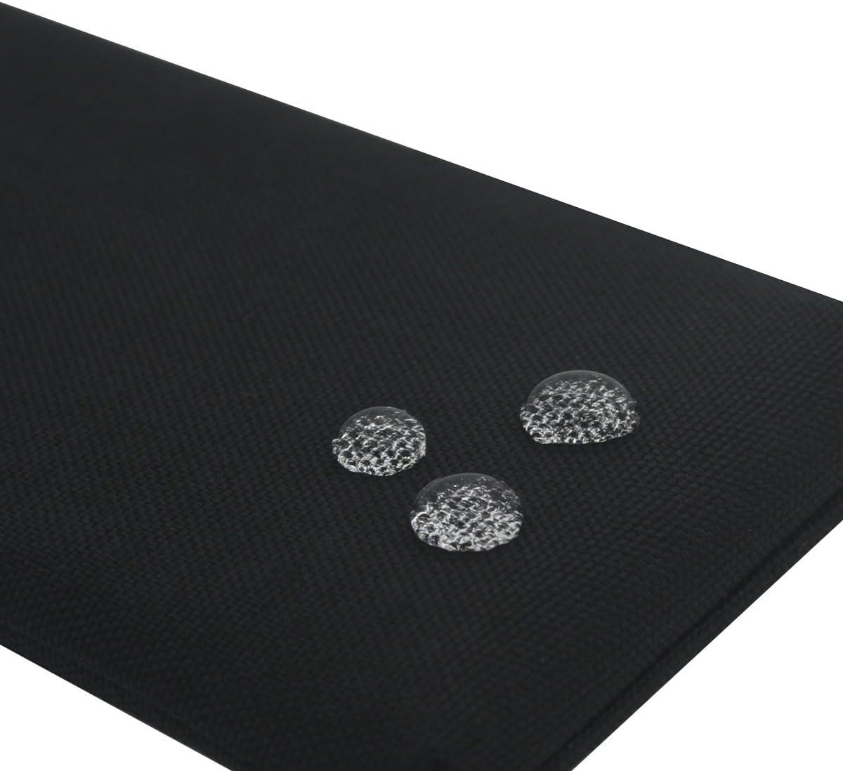 Material Resistente Efecto Limpiador de Pantalla Adore June Classic Rojo-Burdeos Funda Compatible con Samsung Galaxy S20 Plus