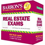 Barron's Real Estate Exam Flash Cards, 2nd Edition