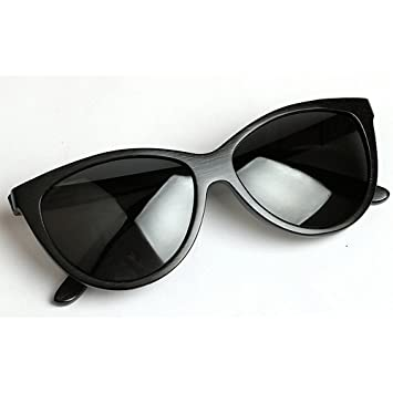 9b4bab60a5 Ju-sheng Gafas de Sol para Mujer Marco de bambú Hecho a Mano Polarizado Ojos