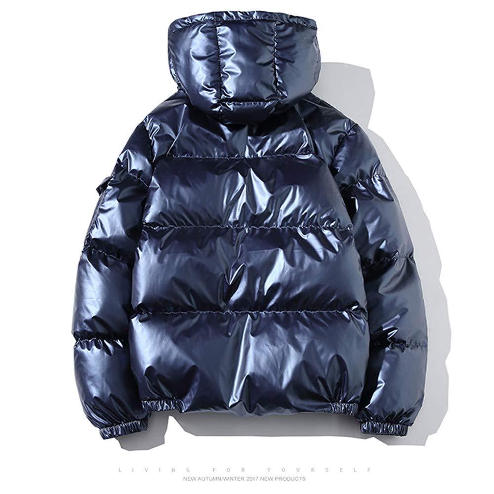 Details zu Parka Mantel Herren Jacke Winterjacke Bomberjacke Winter Clubwear Kapuze Vintage