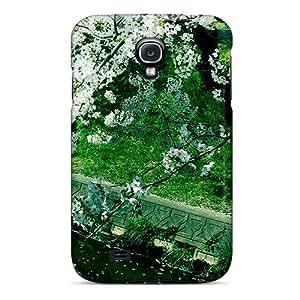 Excellent Galaxy S4 Case Tpu Cover Back Skin Protector Sakura
