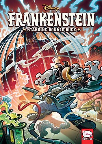 Disney Frankenstein, starring Donald Duck (Graphic Novel)