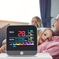 KKTECT Monitor de calidad del aire Analizador