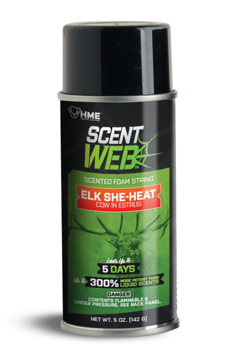 HME Web Scent- 5 Oz Scented Foam String Lasts up