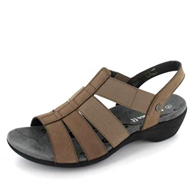 Romika Palma 05 schwarz - Damen Sandalen