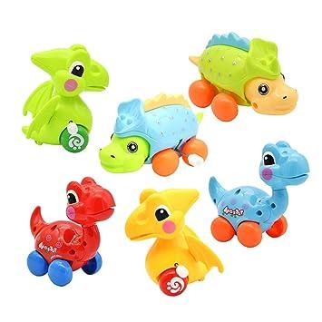 Amazon.com: Juguetes de dinosaurio DIDUBUY para niños de 2 a ...
