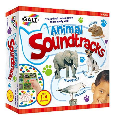 Galt Toys, Animal Soundtracks ()