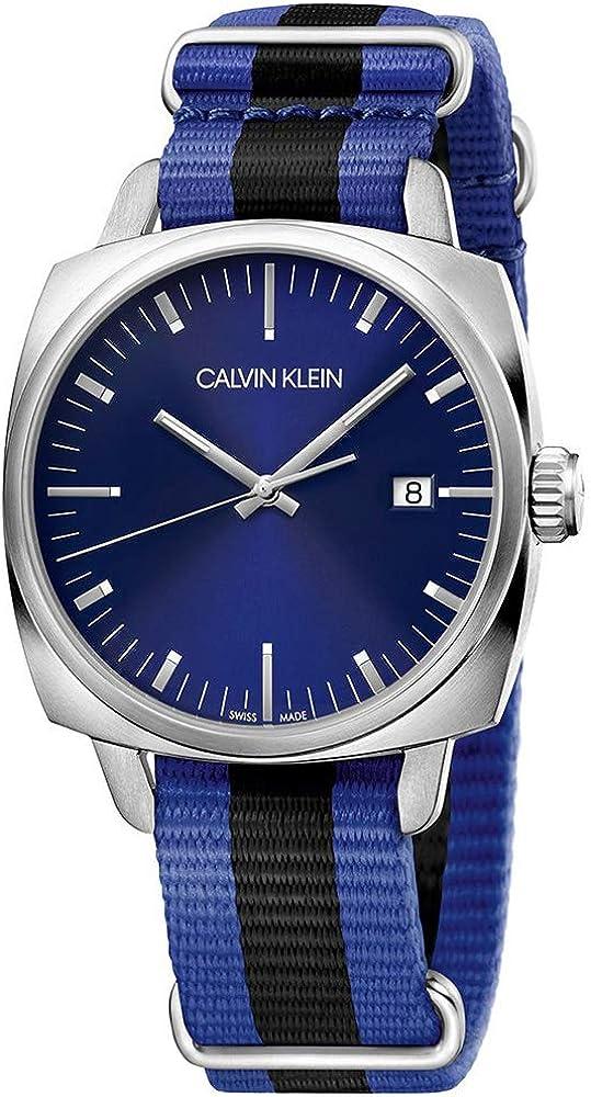 Calvin Klein Reloj de Vestir K9N111UN
