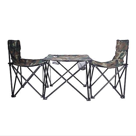 Ultraligero portátil Conjuntos de sillas y mesas de playa ...